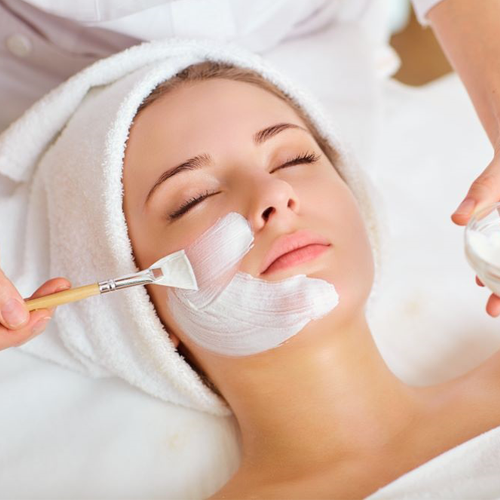 Facial and Body Waxing